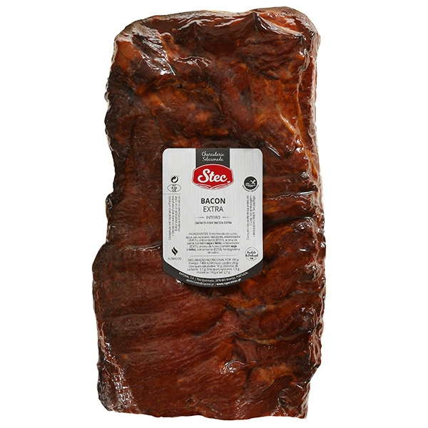 Smoked Pork Bacon Extra 2,4 Kg